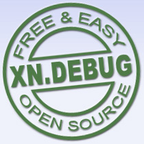 xn.debug - free & easy - open source